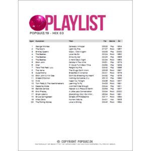 Demoark600x600 Playlist