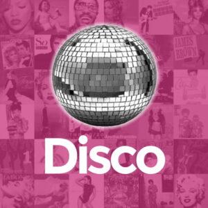 Musikquiz disco
