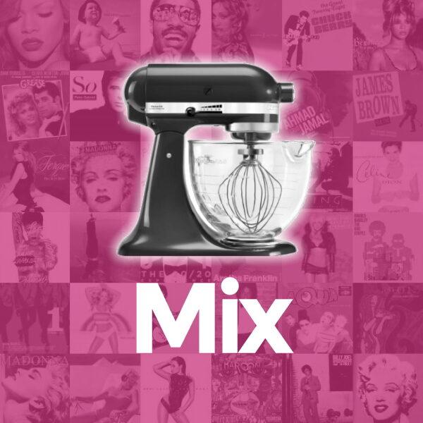 Musikquiz mix